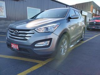 Used 2015 Hyundai Santa Fe Sport SPORT-HEATED SEATS-BLUETOOTH-ALLOY WHEELS for sale in Tilbury, ON