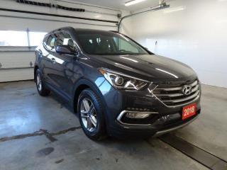 Used 2018 Hyundai Santa Fe Sport ESSENTIAL for sale in Owen Sound, ON