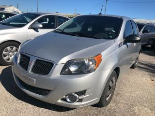 Used 2010 Pontiac G3 LS for sale in Pickering, ON
