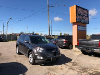 Used 2016 Chevrolet Equinox LT**AWD**ONLY 150KMS**CAM**CERTIFIED for sale in London, ON