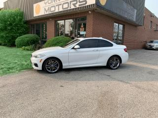 Used 2016 BMW 228i xDrive 2dr M228i Xi/AWD/Red Int/Nav/Sunroof/No Accident for sale in North York, ON
