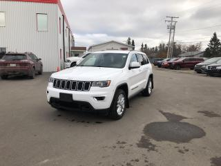 Used 2017 Jeep Grand Cherokee Laredo for sale in Meadow Lake, SK