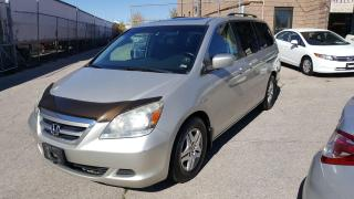 Used 2006 Honda Odyssey EX-L for sale in Etobicoke, ON