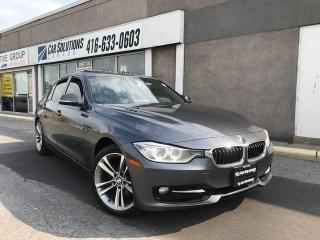 Used 2014 BMW 3 Series 320i xDrive-Navi-camera for sale in Toronto, ON