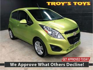 Used 2013 Chevrolet Spark LS for sale in Guelph, ON