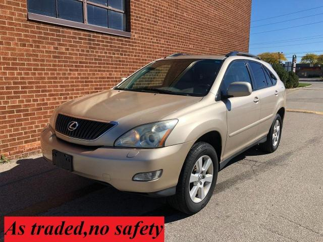 2005 Lexus RX 330 DVD/NAVI/CAMERA /LEATHER/SUNROOF