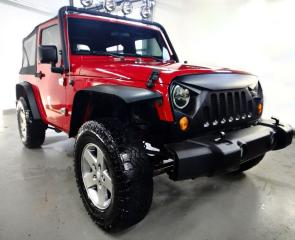 Used 2007 Jeep Wrangler 4WD WRANGLER X,2 DOOR for sale in North York, ON