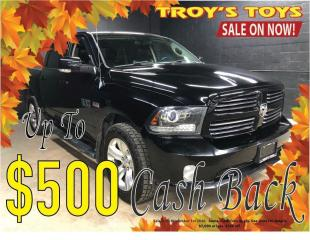 Used 2014 RAM 1500 SPORT for sale in Guelph, ON