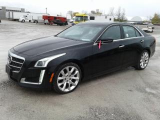 Used 2014 Cadillac CTS PREMIUM COLLEC for sale in Innisfil, ON