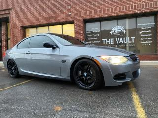 Used 2011 BMW 3 Series 335is - 6SPD Man RWD for sale in Concord, ON