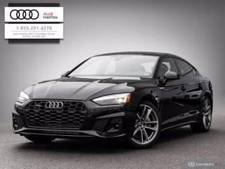 New 2020 Audi A5 Sportback Technik for sale in Halifax, NS