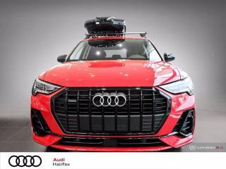 New 2021 Audi Q3 Progressiv for sale in Halifax, NS
