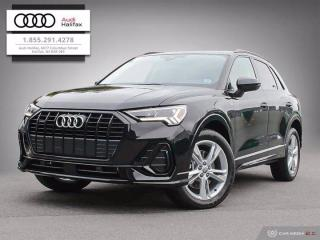 New 2021 Audi Q3 Progressiv for sale in Halifax, NS