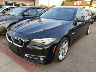 Used 2014 BMW 5 Series 535i xDrive*NAV*LOW KMS* for sale in Hamilton, ON
