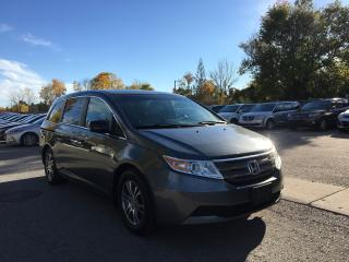 Used 2011 Honda Odyssey EX-L. LEATHER-REAR CAMERA -DVD for sale in London, ON