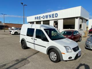 Used 2012 Ford Transit Connect XLT for sale in Brantford, ON