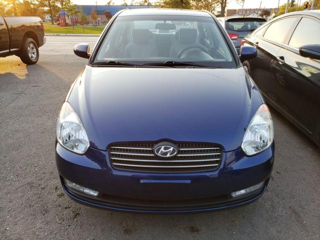 2010 Hyundai Accent GLS*LOW KMS*SUNROOF*HEATED SEATS*