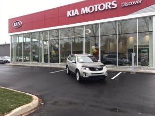 Used 2015 Kia Sorento LX for sale in Charlottetown, PE