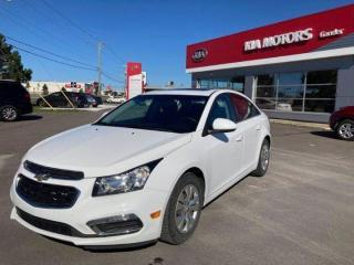 Used 2016 Chevrolet Cruze Limited LT for sale in Gander, NL