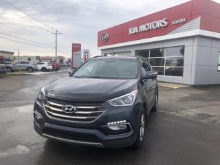 Used 2018 Hyundai Santa Fe SPORT PREMIUM for sale in Gander, NL