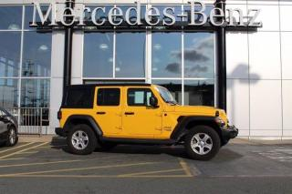 Used 2019 Jeep Wrangler UNLIMITED SPORT for sale in St. John's, NL