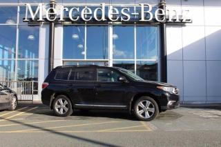 Used 2013 Toyota Highlander 4WD V6 LTD 5A for sale in St. John's, NL