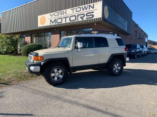 Used 2008 Toyota FJ Cruiser C-Pkg/4WD 4dr Auto/AllTerrain/CleanHistory/Aux for sale in North York, ON