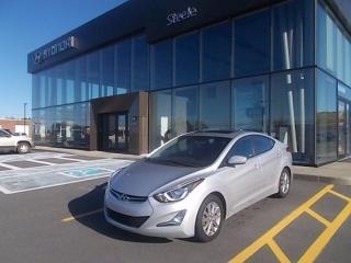 Used 2015 Hyundai Elantra Sport Appearance for sale in Grand Falls-Windsor, NL
