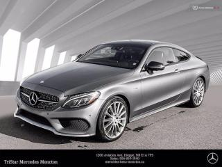 Used 2017 Mercedes-Benz C-Class AMG C 43 for sale in Dieppe, NB