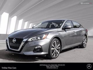 Used 2019 Nissan Altima 2.5 Platinum for sale in Saint John, NB