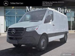 New 2019 Mercedes-Benz Sprinter Cargo Van 144 for sale in Saint John, NB