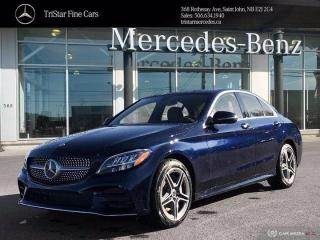 New 2020 Mercedes-Benz C-Class C 300 for sale in Saint John, NB