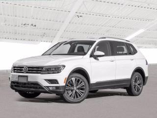 New 2020 Volkswagen Tiguan Highline for sale in Hebbville, NS