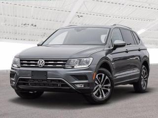 New 2020 Volkswagen Tiguan IQ DRIVE for sale in Hebbville, NS
