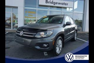 Used 2016 Volkswagen Tiguan Special Edition for sale in Hebbville, NS