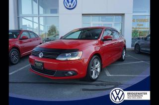 Used 2014 Volkswagen Jetta Sedan Highline for sale in Hebbville, NS