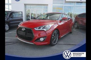 Used 2016 Hyundai Veloster Turbo for sale in Hebbville, NS