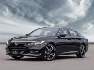 New 2020 Honda Accord Sedan Sport for sale in Corner Brook, NL