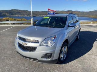 Used 2015 Chevrolet Equinox LT for sale in Corner Brook, NL