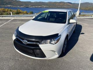 Used 2016 Toyota Camry SE for sale in Corner Brook, NL