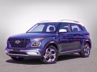 New 2020 Hyundai Venue Trend w/Urban Pkg/Denim Interior for sale in Fredericton, NB