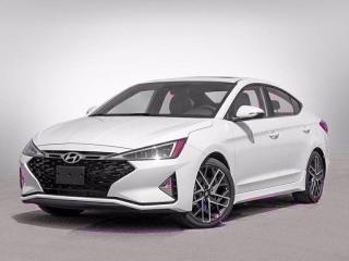 New 2020 Hyundai Elantra Sport for sale in Fredericton, NB