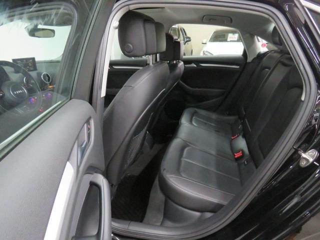 2016 Audi A3 Komfort Leather Sunroof