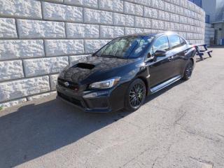 Used 2018 Subaru WRX STI for sale in Fredericton, NB