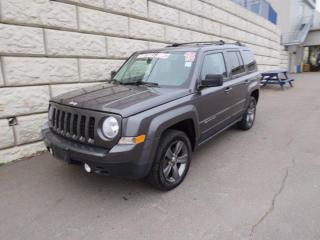 Used 2015 Jeep Patriot High Altitude for sale in Fredericton, NB