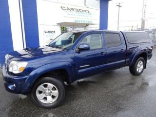 Used 2007 Toyota Tacoma TRD Sport 4x4 DBL Cab Long Box, Low Kms, One Owner for sale in Langley, BC