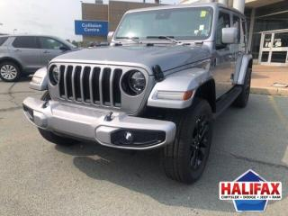 New 2021 Jeep Wrangler High Altitude for sale in Halifax, NS