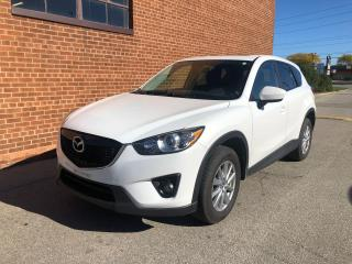 Used 2014 Mazda CX-5 GS/CX-5 /NAVI/CAMERA/LOW KM for sale in Oakville, ON
