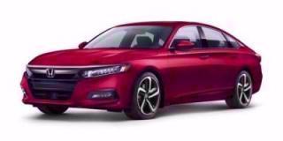 New 2020 Honda Accord Sedan SPORT 2.0 for sale in Gander, NL