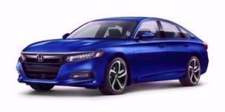 New 2020 Honda Accord Sedan Sport for sale in Gander, NL